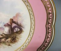 Superb Davenport Cabinet Plate c.1870 (6 of 7)