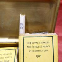 WW1 Princess Mary Gift Tin COMPLETE (5 of 6)