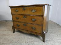 Neat Dutch Oak Chest of Drawers (11 of 11)