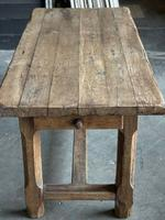 Normandy Oak Farmhouse Table & Bench Set (3 of 19)