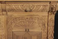 Stunning Pair of Raw Oak Side Cabinets (13 of 19)
