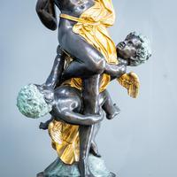 Italian Bronze Group Figure (8 of 15)