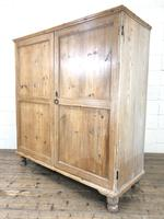 Large Antique Pine Cupboard (10 of 11)