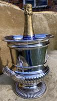 Sheffield Plate Wine Cooler by Fortnum & Masons (5 of 5)