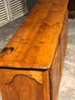 French Early Cherry Wood Sideboard (5 of 14)