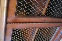Antique Mahogany Side Cabinet (5 of 9)