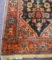 Small Vintage Persian Hamadan Rug (4 of 5)