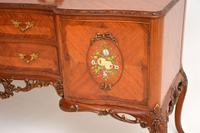 Antique French Inlaid Kingwood Sideboard (4 of 16)