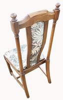 Wonderful set of Eight Ash Ercol Hampton Dining Chairs (5 of 8)