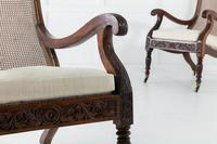 Pair of 19th Century Anglo Indian Plantation Chairs (4 of 8)