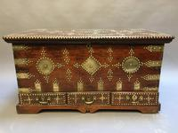 19th Century Indian Trunk Chest (9 of 15)