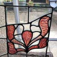 Antique Stained Glass Panel from a London Chapel (3 of 10)