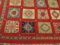 Superbly Colourful Antique Rahra Rug, Kilim Rug (2 of 13)