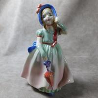 "Royal Doulton Figurine ""Babie"""