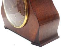 Wow! Fine Arched Top Art Deco Mantel Clock – Musical Westminster Chiming 8-day Mantle Clock (4 of 9)