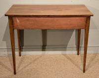 Late 18th Century Mahogany Side Table (3 of 5)