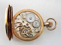 1920s Dreadnought Pocket Watch (5 of 5)
