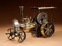 Live Early Model of Wilesco Steam Roller (5 of 12)