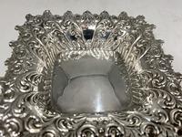 Edwardian Sterling Silver Pin Tray Sheffield c.1901 (4 of 5)