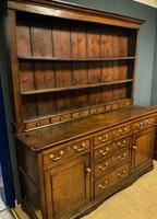 Very Good 18th Century Oak Dresser (14 of 15)