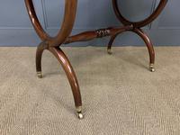 Splendid 19th Century Mahogany Sofa Table (13 of 22)