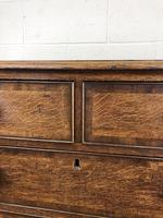 19th Century Antique Oak Chest of Drawers (2 of 13)
