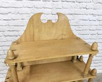 Victorian Pine Wall Shelves (4 of 4)