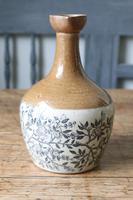 19th Century Scottish Henry Kennedy, Barrowfield Pottery, Stoneware 'special Liquor Jar' Whisky Flagon (13 of 22)