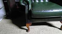 Leather Libary Chair (5 of 5)