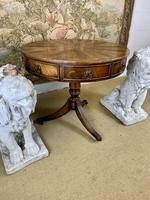 Victorian Drum Table (2 of 7)