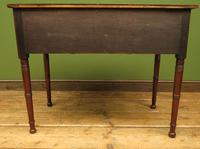 Slightly Wonky Antique Writing Table with Drawers (15 of 19)