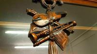 Thomas Chippendale Violin Bookcase (8 of 10)