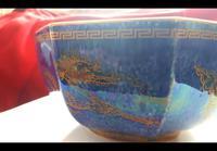 Wedgwood Octagonal  Dragon Lustre Bowl (5 of 7)