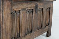 Early 18th Century Linen Trunk (5 of 5)