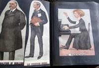 Large Victorian Album of Vanity Fair Spy Prints,  Winston Churchill,  Baden Powell (4 of 5)