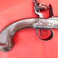 Richards Queen Anne Barrel Flintlock Pistol (3 of 4)