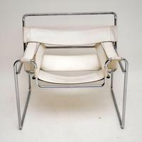 1960's Vintage Wassily Armchair by Marcel Breuer for Gavina (5 of 12)