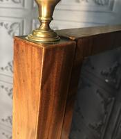 Regency Mahogany Framed Cheval Mirror (10 of 11)