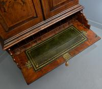 Early 18th Century Walnut Secretaire Writing Cabinet (28 of 31)