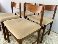 4 x 1960's Mid Century Dining Chairs by White & Newton (2 of 4)