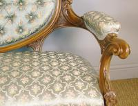 Good Quality Victorian Sofa in the French Taste (2 of 10)