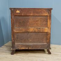 17th Century Oak Chest of Drawers (5 of 6)
