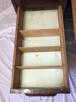 Original Edwardian Globe Wernicke Oak Roll Top Desk (10 of 13)