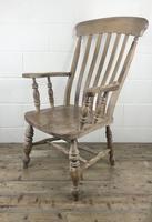 Antique Farmhouse Windsor Armchair (12 of 13)