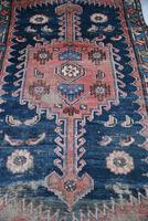 Antique Well Worn Eastern Rug (7 of 12)