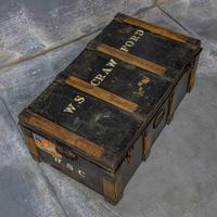 Victorian Tin Trunk (6 of 9)