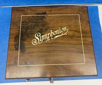 Victorian  Walnut Symphonian Music Box (9 of 22)