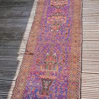 2.8m Long Antique Persian Runner Rug (6 of 10)