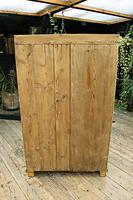 Fabulous Old Pine 2 Door Cupboard / Linen Cupboard / Food / Larder with Shelves  - We Deliver! (11 of 11)