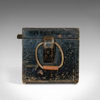 Antique Shipwright's Chest, English, Craftsman's Tool Trunk, Victorian, 1900 (4 of 12)